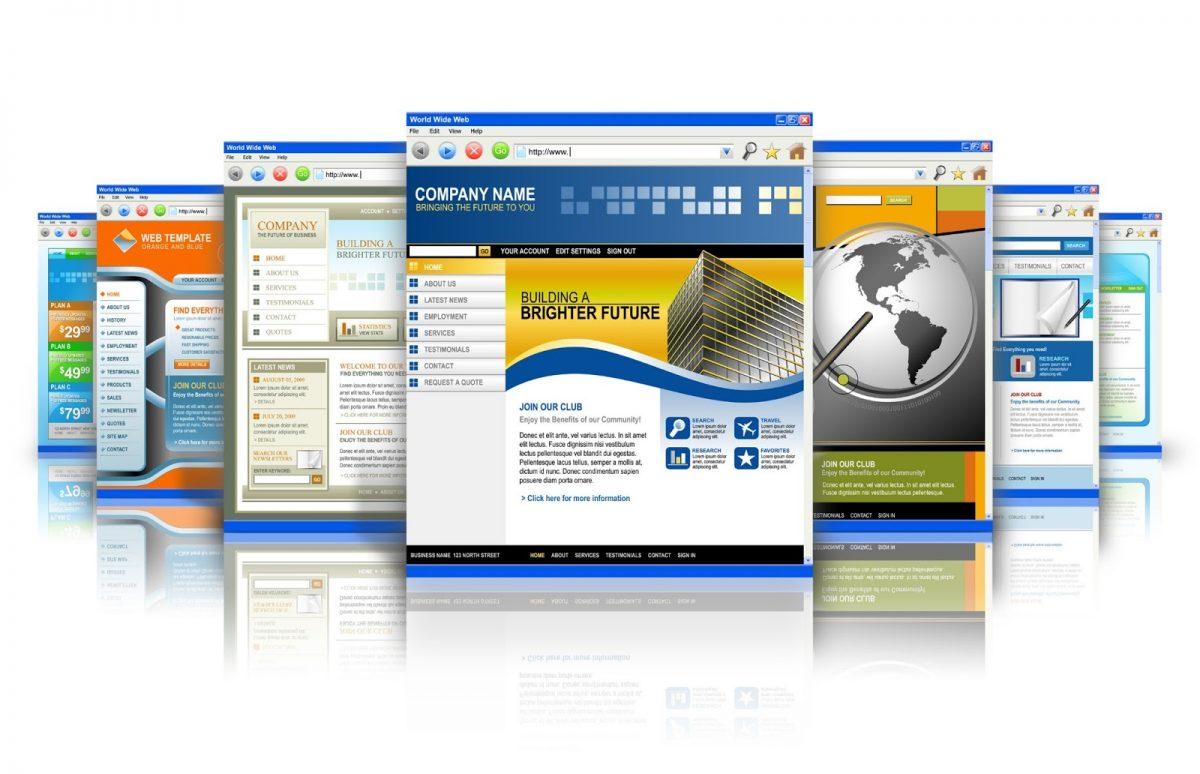 página web eficiente